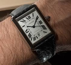 33-The Great History of Cartier Watches
