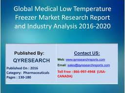 34-Global Medical Low Temperature Freezer Market 2016 Industry Growth, Trends and Analysis by 2020